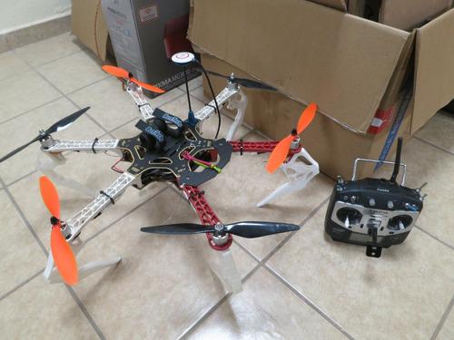 drones personalizados (uavs, rapas)