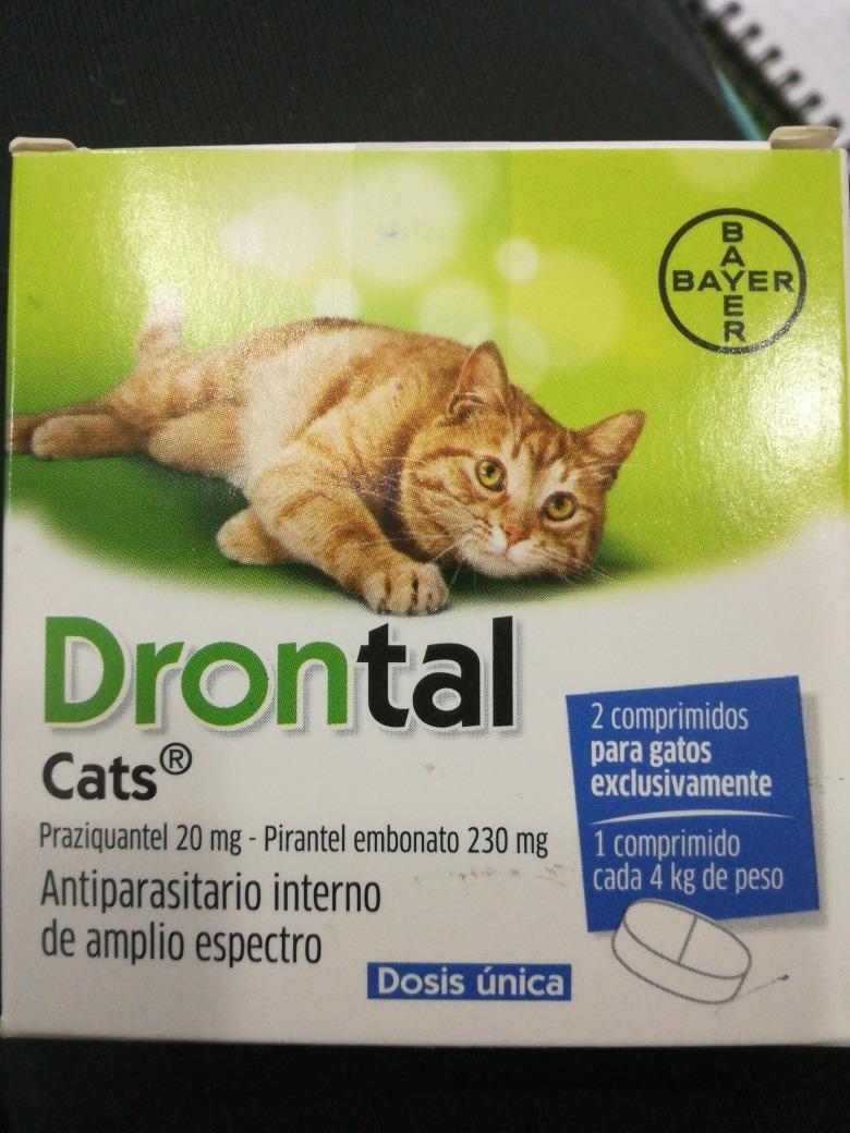 Drontal Cats 2 Comprimidos