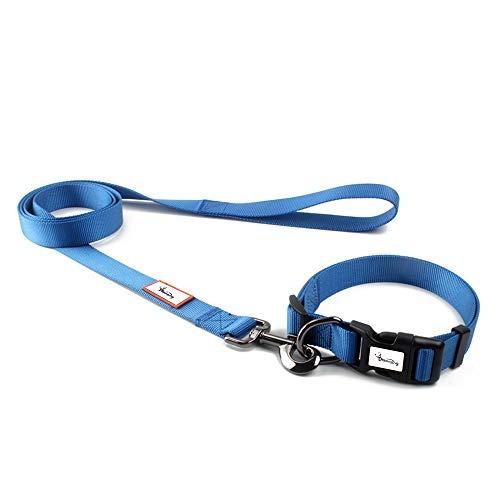 ad045ec5a8fc Droolingdog Basic Collar Y Correa Para Perros - S  129