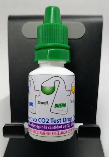 drop checker kit co2 medidor reactivo indicador test acuario