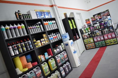 drop detailing neutral shampoo con cera 500 ml