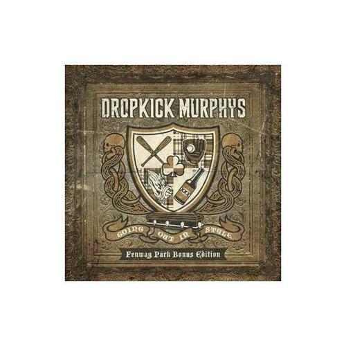 dropkick murphys going out in style fenway park bonus editio