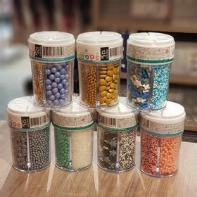 Drops, Perlas, Pastelar, Comestibles, Colores Disponibles.