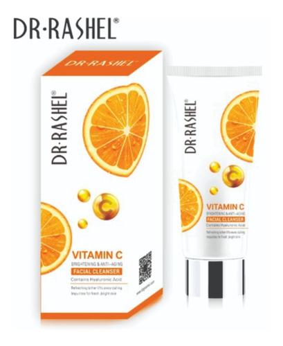 dr.rashel vitamina c limpador facial com 80ml