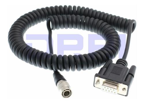 drri trimble geodimeter estación de total a 9pin cable de