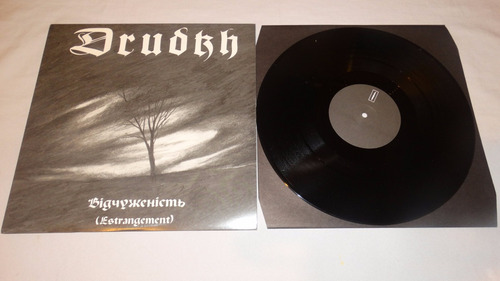 drudkh - estrangement '08 (vinilo:ex - cover:nm)