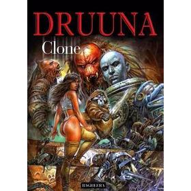Druuna - Coleção Completa + Programas Para Leitura + Brinde