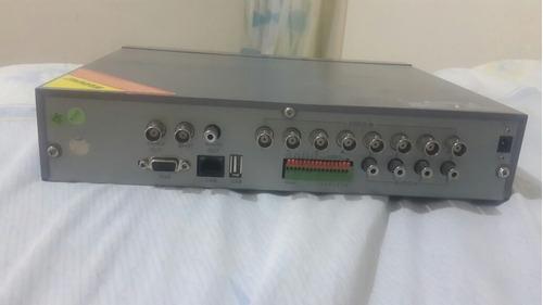 drv 8 camaras con soporte para internet