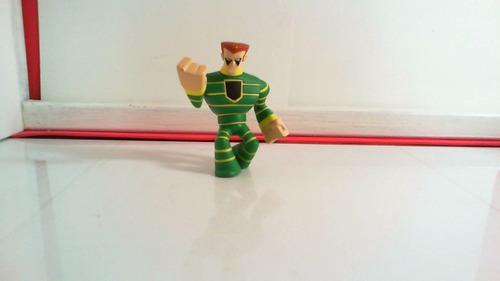 dr.veneno dc universe  action league aprox 6 cm