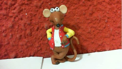 dr.veneno muppets rizzo  aprox 6 cm