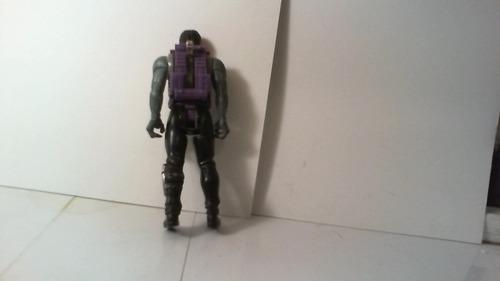 dr.veneno robocop robot asesino aprox 11 cm