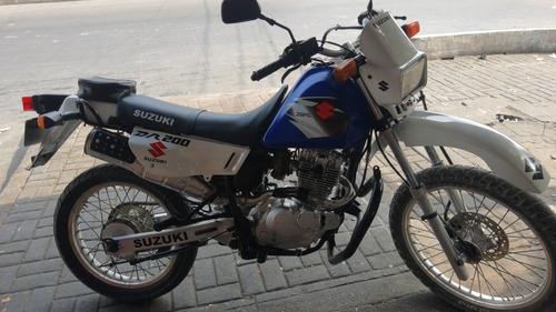 drx 200 suzuki