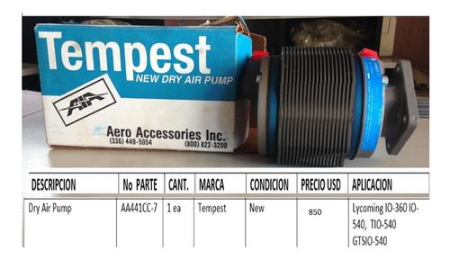 dry air pump