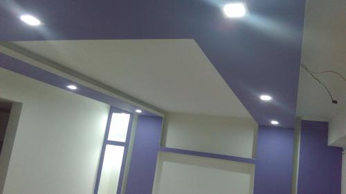 dry-wall techos, paredes
