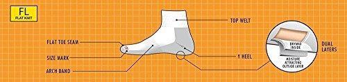 drymax ciclo 1/4 crew calcetines
