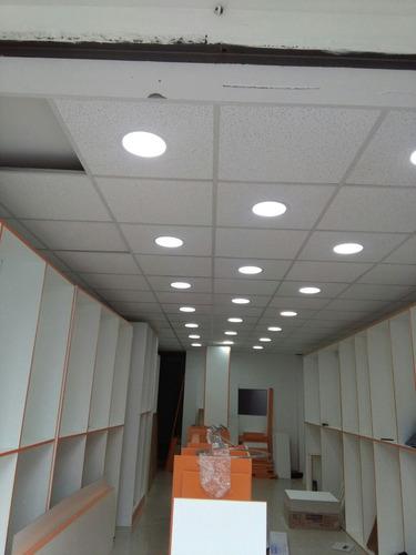 drywall baldosa cielo raso baldosas acústicas instalación