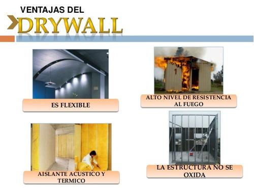 drywall - casas - detalles y mas.