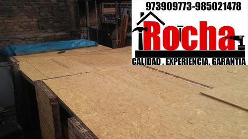 drywall , con acabados , rocha drywall ,  visa , mercadopago