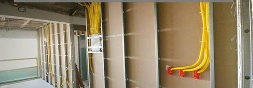 drywall - forro de pvc - divisórias eucatex