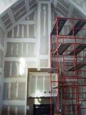 drywall forros gesso divisorias
