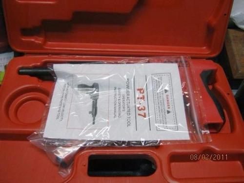 drywall pistola semi automática calibre 22