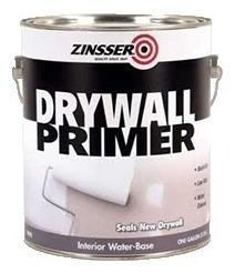 drywall primer sellador base para paredes de color blanco 4l