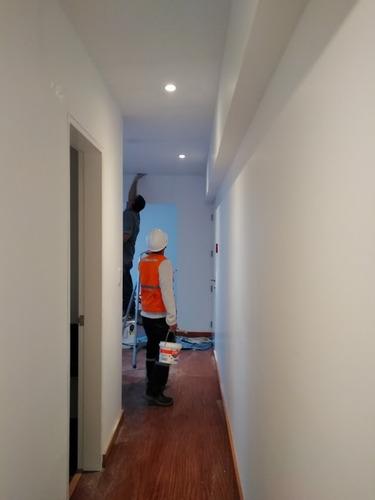 drywall y pintura