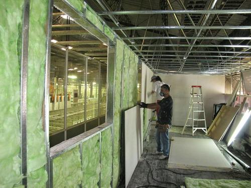 drywall,obra gris y obra blanca