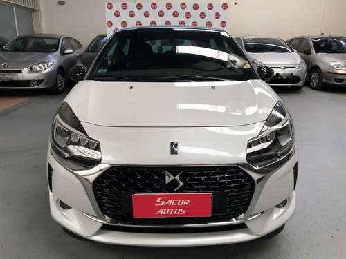ds ds3 1.6 so chic vti 120cv 2017