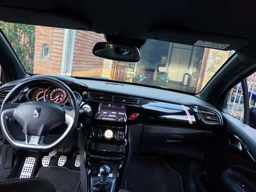 ds ds3 1.6 thp 208 s&s performance 2018