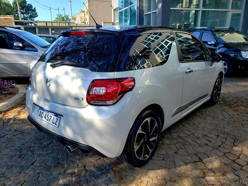 ds ds3 1.6 vti 120 be chic 2018 14.000km fcio. t/usado