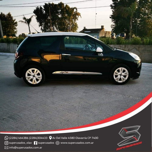 ds ds3 1.6 vti 120 so chic 2016