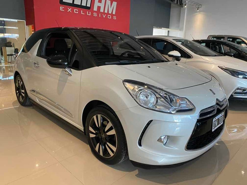 ds ds3 2015 1.6 vti 120 so chic