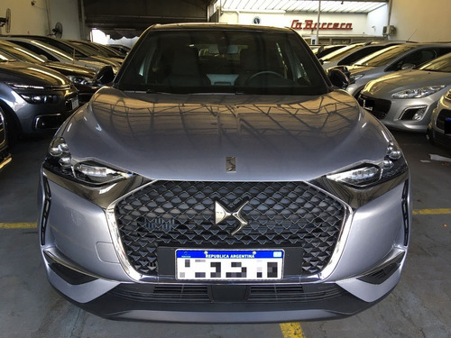 ds ds3 be chic 1.2 puretech tiptronic 8va año 2020
