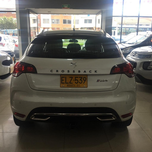 ds ds4 crossback tp