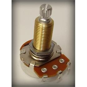 Ds Parts Potenciómetro Logarítmico A500k Rosca Larga Ds-a12