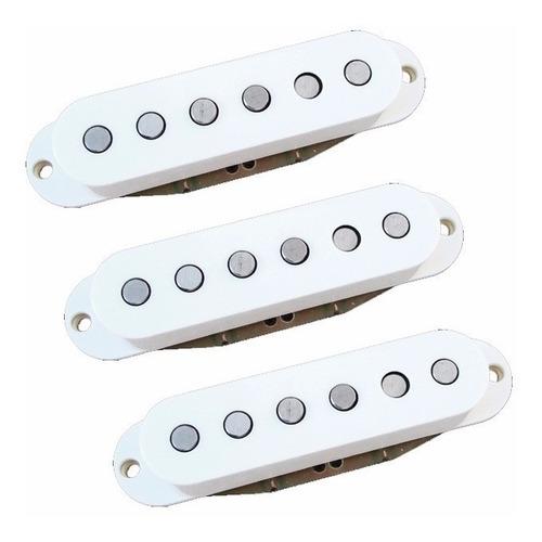 ds pickups ds14-n/m/b microfono blues set de 3 para guitarra