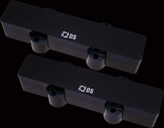 ds pickups ds61 set 2 microfonos bajo electrico jazz bass v