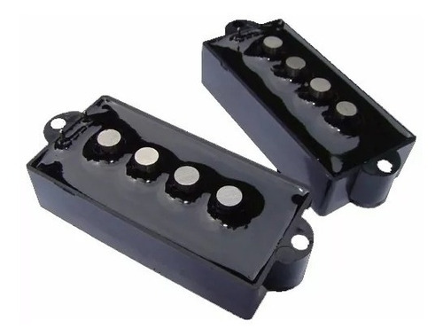 ds pickups ds62 set 2 microfonos de bajo electrico precision