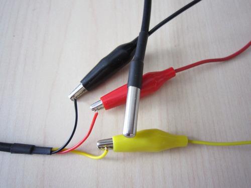 ds18b20 sensor de temperatura sumergible arduino ptec