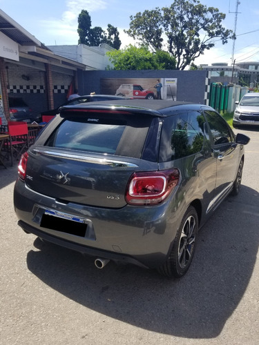 ds3 cabrio at6 puretech impecable!!! unico dueño!!