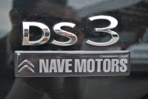 ds3 puretech at6 so chic negro 3 puertas ad059lk