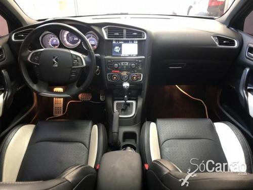 ds4 1.6 thp top aut 2014