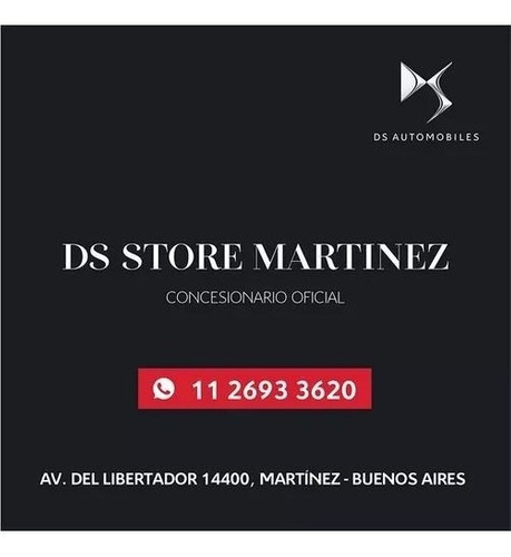 ds7 so chic 2.0 180hp / linea 2019