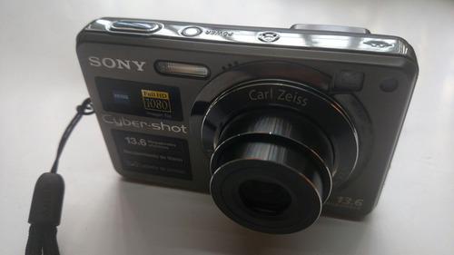 dsc-w300 camara digital sony usada s/acc ok funcionando