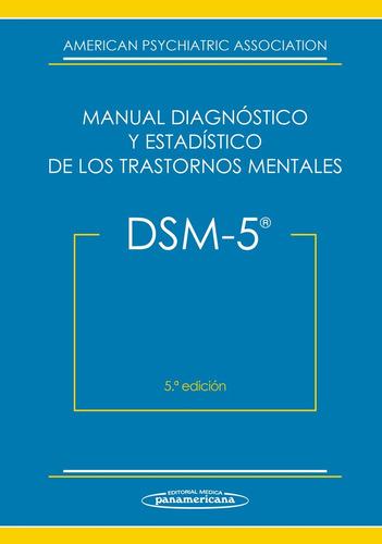 dsm-5 manual diagnóstico y estadístico de los trastornos me