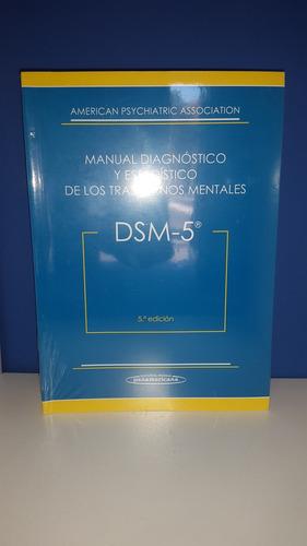 dsm 5 manual diagnostico y estadisticos trastornos mentales