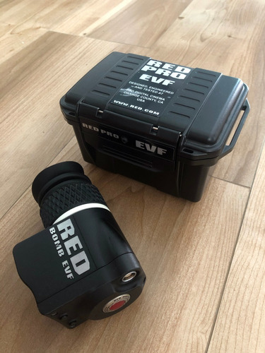 dsmc red bomb evf lcos viewfinder scarlet epic dragon