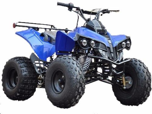 dsr + quadriciclo atv 0km 125cc 4 tempos pronta entrega