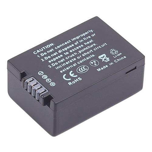 dste dmw-bmb9 dmw-bmb9e batería + dc108 adaptador de viaje y
